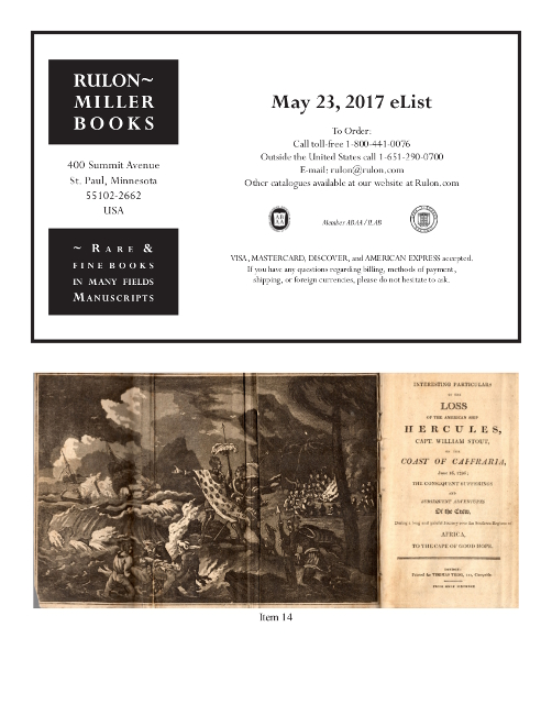 May 23, 2017 Recent Acquisitions