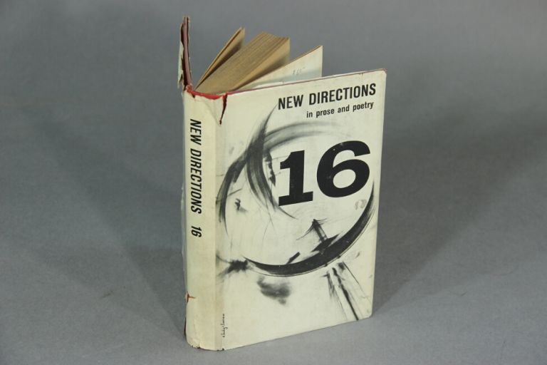 NEW DIRECTIONS in prose and poetry, 16.