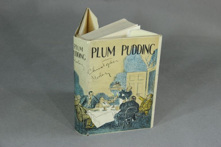 Plum pudding of divers ingredients, discreetly blended and seasoned. CHRISTOPHER MORLEY.