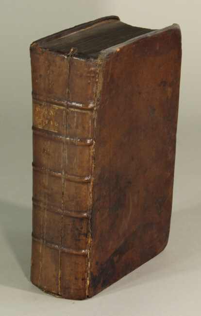 A dictionary of the English language: in which the words are deduced from their originals … to which is prefixed an English grammar. To this edition are added, a history of the English language, the author's preface to the folio, and a considerable number of words, none of which are contained in the London octavo. The third edition, carefully revised. Samuel Johnson.