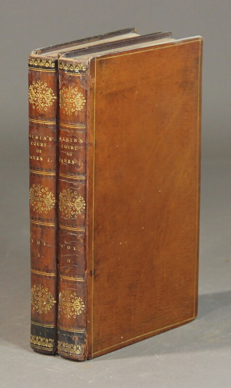 Memoirs of the court of King James the First ... Second edition. LUCY AIKIN.