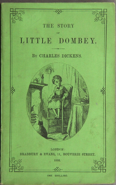 The story of Little Dombey. CHARLES DICKENS.