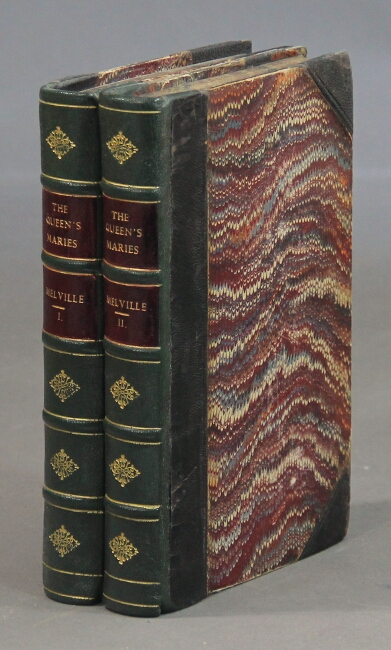 The Queen's maries. A romance of holyrood. G. J. WHYTE MELVILLE.