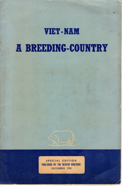 Viet-Nam, a breeding-country [cover title]