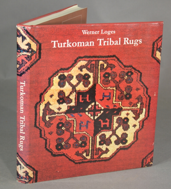 Turkoman tribal rugs. Translated by Raoul Tschebull. Werner Loges.