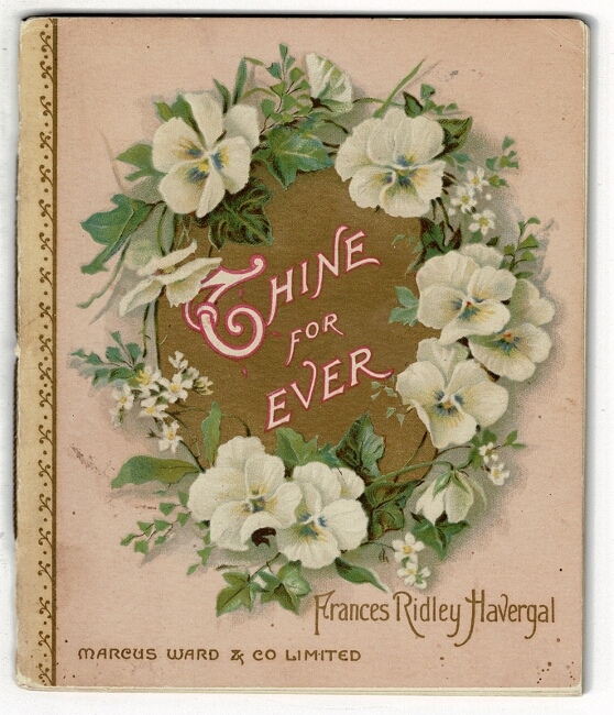 Thine for ever. Frances Ridley Havergal.