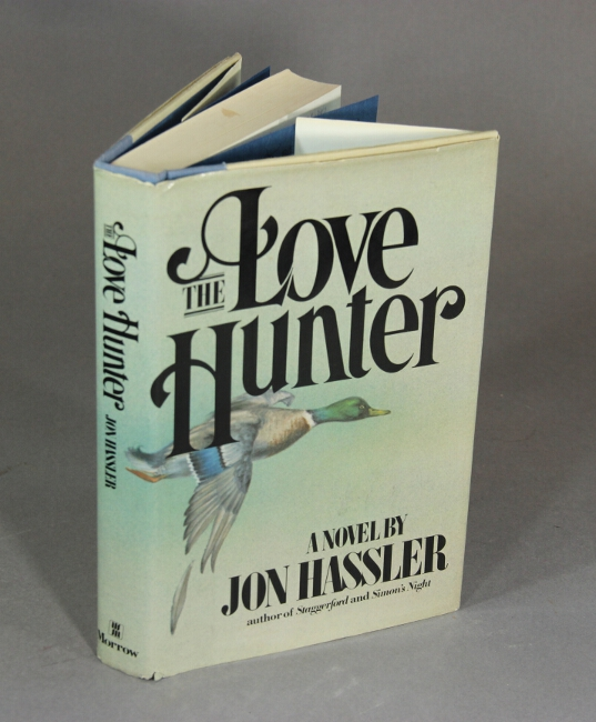 The love hunter. Jon Hassler.