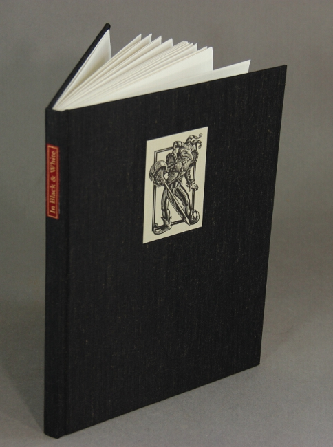In black & white: a wood engraver's odyssey. Wesley W. Bates.