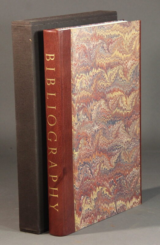 Bibliography of the fine books published by the Limited Editions Club 1929-1985