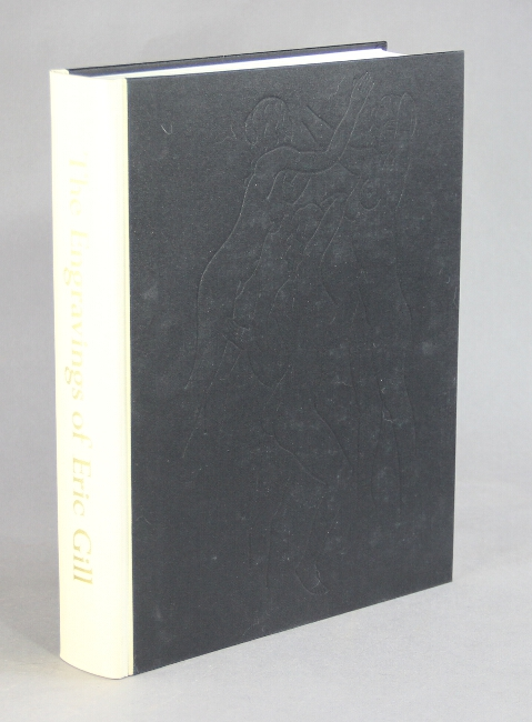 The engravings of Eric Gill. Eric Gill.