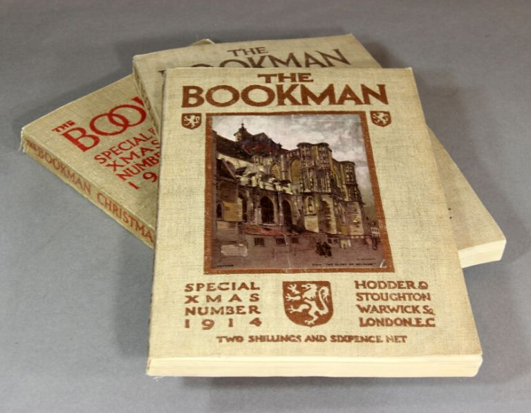 The Bookman, Christmas numbers