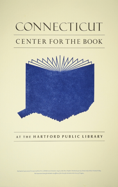 Connecticut Center for the Book at the Hartford Public Library