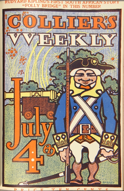 Collier's Weekly: an illustrated journal of art, literature and current events. Vol. 24, no. 7 to Vol. 30, no. 6 covering the years 1899 to 1902