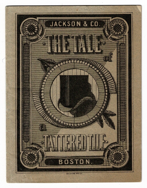 The tale of a tattered tile. James S. Goodwin.