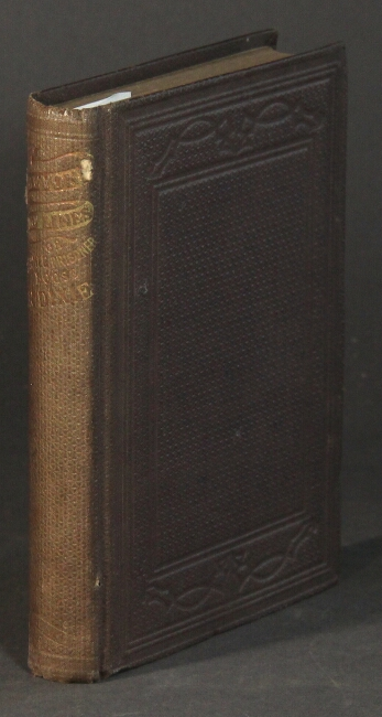 Beyond the lines: or a yankee prisoner loose in Dixie ... With an introduction by Rev. Alexander Clark. J. J. Geer, Capt.