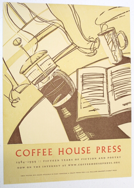 Coffee House Press 1984-1999: Fifteen Years of Fiction and Poetry
