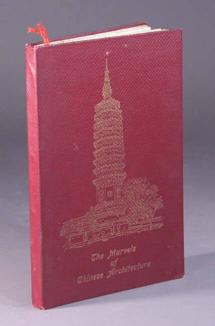 Collection of China's pagodas achieved by the Siccawei Catholic Mission, Industrial School, near Shanghai. To the World's Panama Pacific Exposition. Siccawei Catholic Mission.