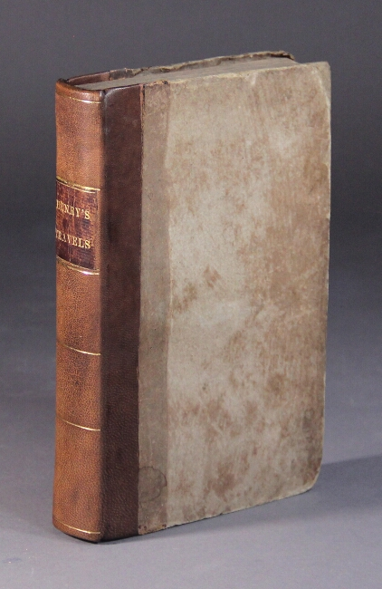 Travels and adventures in Canada and the Indian territories, between the years 1760 and 1776. In two parts. Alexander Henry.