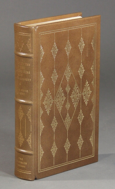 The country and the pointed firs. And other stories. Preface by Willa Cather. With the photographs of Chansonetta Stanley Emmons. Sarah Orne Jewett.