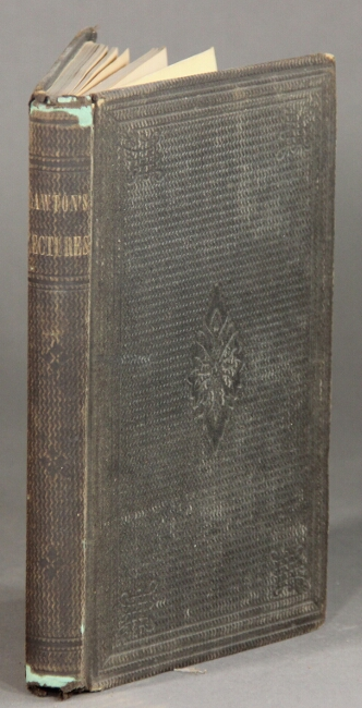 Lectures on science, politics, morals, and society. Edward Lawton, M. D.