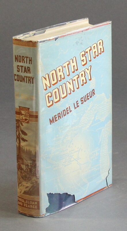 North star country. Meridel Le Sueur.