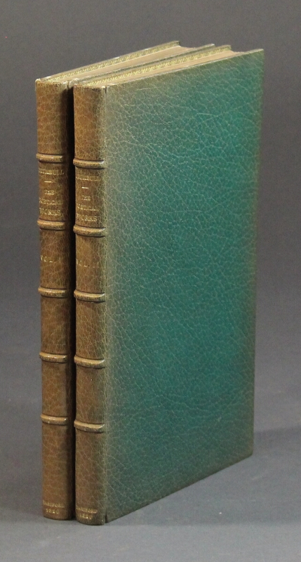 The poetical works of John Trumbull, LL.D. Containing M'Fingal, a modern epic poem, revised and corrected, with copious explanatory notes; The Progress of Dulness; and a collection of poems on various subjects. written before and during the Revolutionary War. John Trumbull.