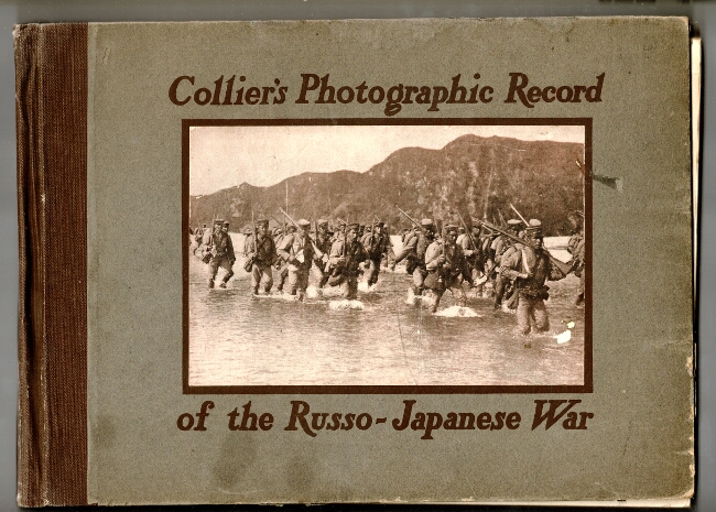 A photographic record of the Russo-Japanese War ... With photographs by Victor K. Bulla, Robert L. Dunn, James F. J. Archibald, Richard Barry, Ashmead Bartlett, James Ricalton. Together with an account of the battle of the Sea of Japan by Captain A. T. Mahan. James H. Hare, ed.
