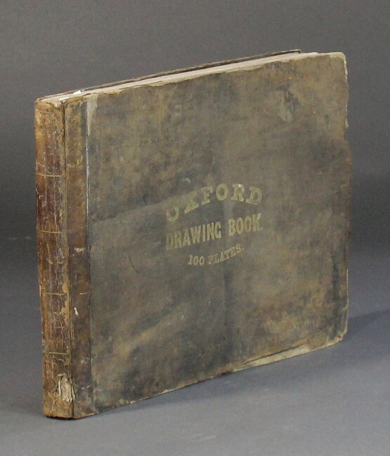 The Oxford drawing book, or the art of drawing and the theory and practice of perspective ... New and improved edition. Nathaniel Whittock.