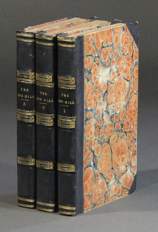 The Tor Hill ... In three volumes. Horace Smith.