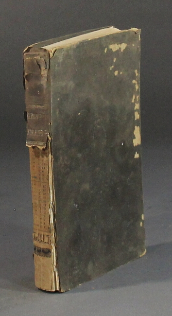 Brown's abridged journal, containing a brief account of the life, trials and travels of Geo. S. Brown, six years a missionary in Liberia, West Africa. George S. Brown.