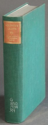 Southern lights: the official account of the British Graham Land Expedition, 1934-1937 ... With...