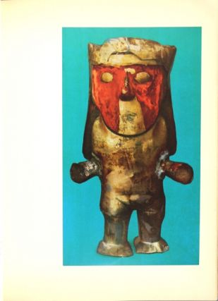 The gold of Peru, masterpieces of Goldsmith's work of pre-Incan and Incan time to the colonial period. With and introduction by Raul Porras Barrenechea.