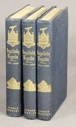 The Ingoldsby legends. By Thomas Ingoldsby, Esq.