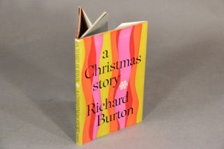 A Christmas story. RICHARD BURTON.