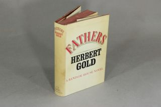 Fathers; a novel in the form of a memoir. HERBERT GOLD.