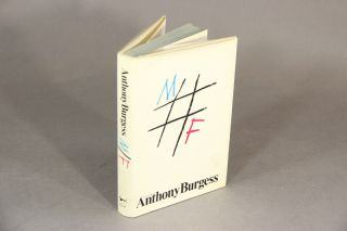 MF. ANTHONY BURGESS.