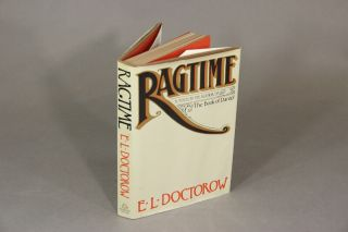 Ragtime. E. L. DOCTOROW.