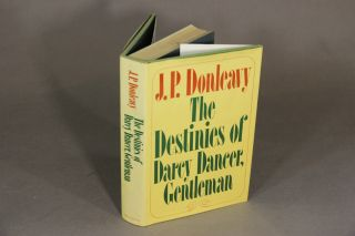 The destinies of Darcy Dancer, gentleman. J. P. DONLEAVY.