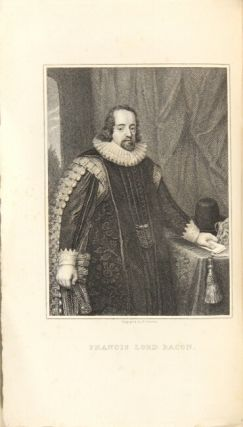 The works of Francis Bacon, Baron of Verulam, Viscount St. Albans, and Lord High Chancellor of England