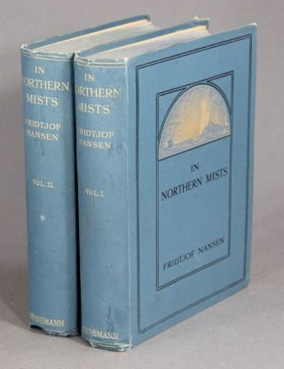 In northern mists: Arctic exploration in early times … Translated by Arthur G. Chater.