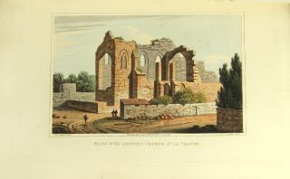 A visit to the monastery of La Trappe, in 1817: with notes, taken during a tour through Le Perce, Normandy, Bretagne, Poitou, Anjou, Le Bocage, Touraine, Orleanois, and the environs of Paris.