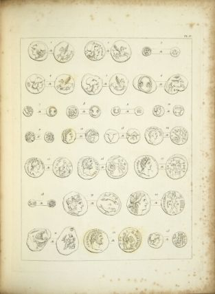 Ancient coins of Greek cities and kings. From various collections principally in Great Britain.