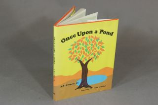 Once upon a pond. Illustrated by Carol B. Guthrie. A. B. GUTHRIE, Jr