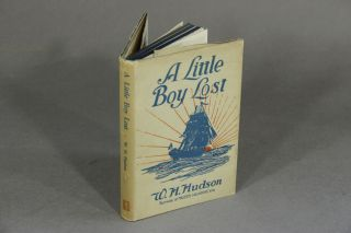 A little boy lost. Illustrated by A.D. M'Cormick. W. H. HUDSON