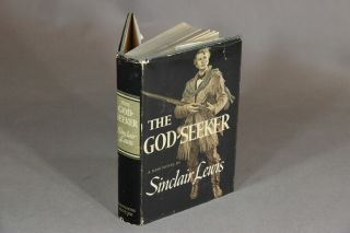 The God-seeker. SINCLAIR LEWIS.