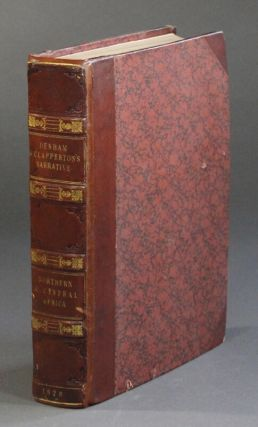 Narrative of travels and discoveries in northern and central Africa, in the years 1822, 1823, and...