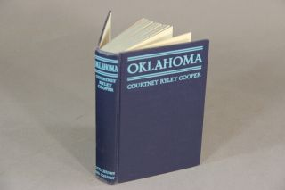 Oklahoma. A novel. COURTNEY RYLEY COOPER.