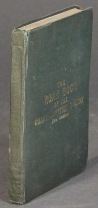 Drake's road book of the Grand junction railway from Liverpool & Manchester to Birmingham....
