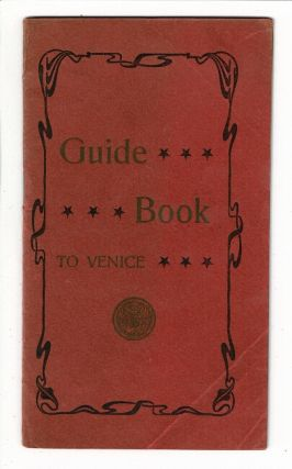 Guide book to Venice [cover title