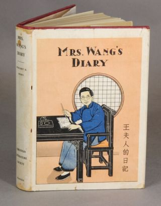 Mrs. Wang's diary. Margaret H. Brown
